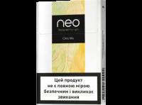Блок стиков для нагревания табака GLO NEO STIKS Citric Mix