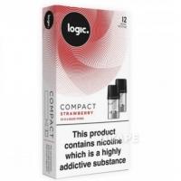 Картриджи для LOGIC COMPACT PODS - Strawberry