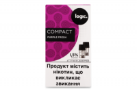 Капсулы (картриджи) LOGIC COMPACT - Purple Fresh