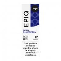 Жидкость на солевом никотине LOGIC EPIQ Wild Blueberry