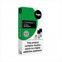 Картриджи для LOGIC COMPACT PODS - Peppermint
