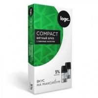 Капсулы (картриджи) LOGIC PODS - Мятный бриз 5%