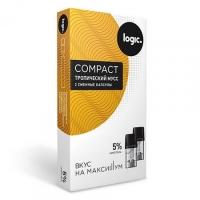 Капсулы (картриджи) LOGIC COMPACT - Тропический мусс 5%