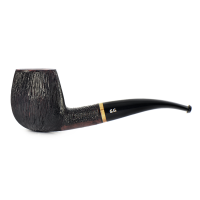 Трубка Golden Gate Bent Brandy Horsehair 30231H