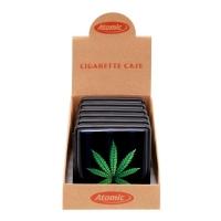 Фото 1 - Портсигар Atomic 0410514 Cannabis