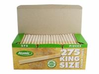 Фото 2 - Гильзы для сигарет Atomic Organic 275 шт