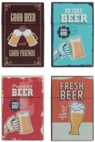 Фото 1 - Коробка для сигарет (пластик) Beer