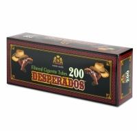 Фото 1 - Гильзы для набивки сигарет Tubes DESPERADOS 200