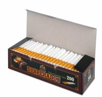 Фото 2 - Гильзы для набивки сигарет Tubes DESPERADOS 200