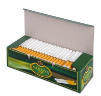 Фото 2 - Гильзы для набивки сигарет Tubes MAXI GOLD 200