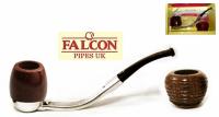 Трубка курительная Falcon 6276221