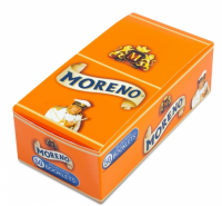 Фото 2 - Бумага сигаретная Moreno Orange