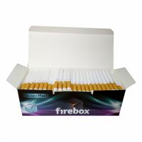 Фото 2 - Гильзы для набивки сигарет FireBox Ягоды и Мята (250)