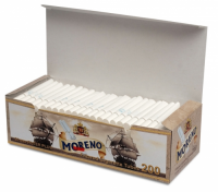 Фото 3 - Гильзы для сигарет MORENO Long
