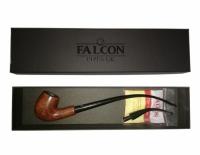 Трубка Falcon № 81 с двумя  мундштуками