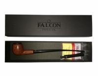 Фото 2 - Трубка Falcon № 84 с двумя мундштуками