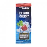 Ароматизирующая карта TobaliQ Ice Mint Cherry