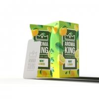 Ароматизирующая карта Aroma King Aroma Card Mint Lemon