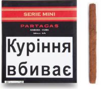 Сигары Partagas Series Mini