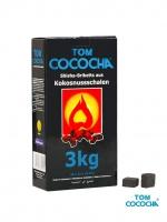 Кокосовый уголь - Tom Cococha Blue 3кг