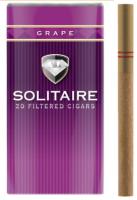 Мини-сигары Solitaire LC Grape (виноград)
