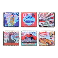 Портсигар Atomic 0410509 Cars